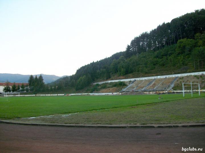 "Стадион ""Чавдар"" - в гр. Троян"