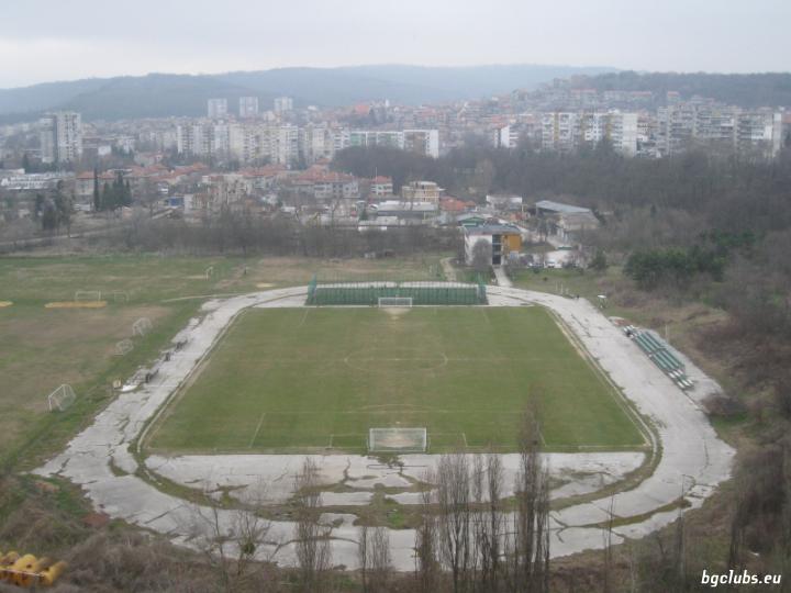 """Стадион """"Корабостроител"""" - в гр. Варна"""