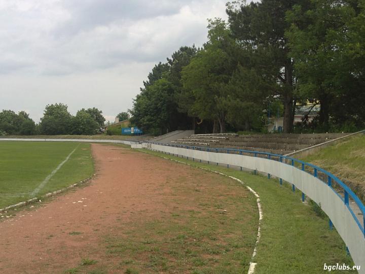 "Стадион ""Градски"" - в гр. Кубрат"