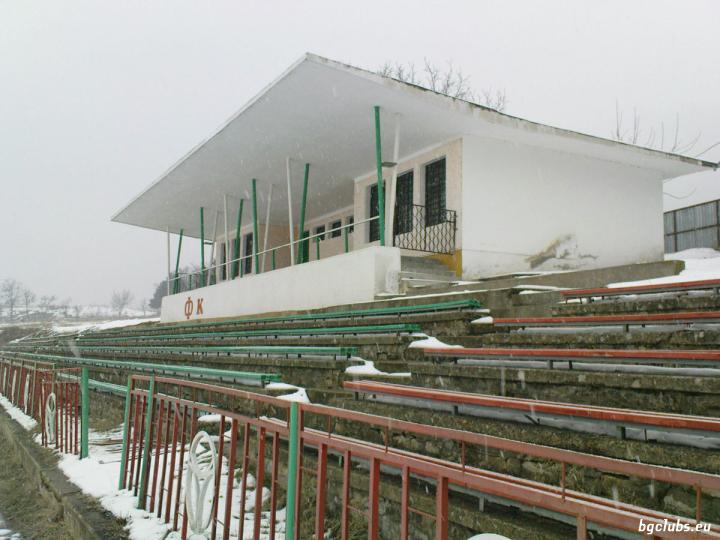 """Стадион """"Ловико"""" - в гр. Сухиндол"""