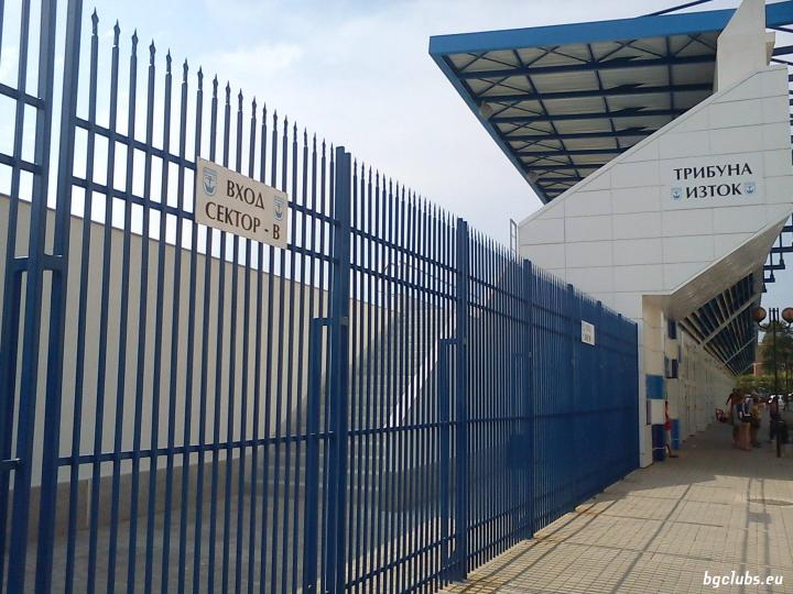 """Стадион """"Арена Созопол"""" - в гр. Созопол"""