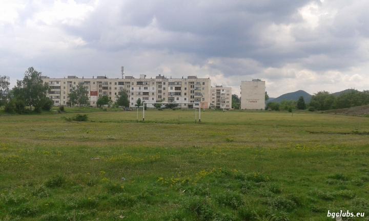 Стадион в с. Ведраре