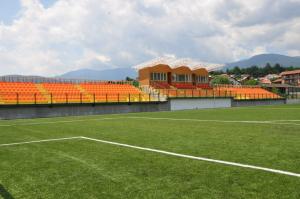 Стадион в с. Годлево