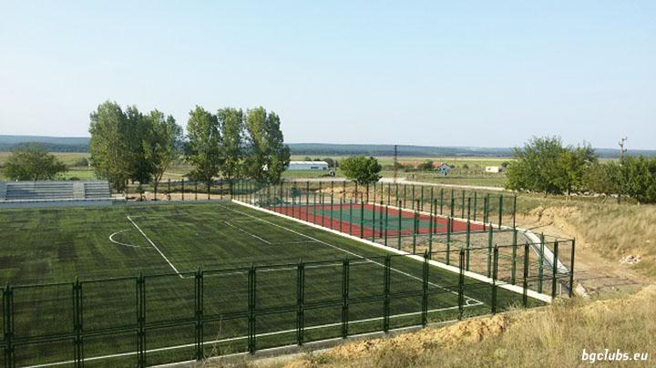 Стадион в с. Старо Оряхово