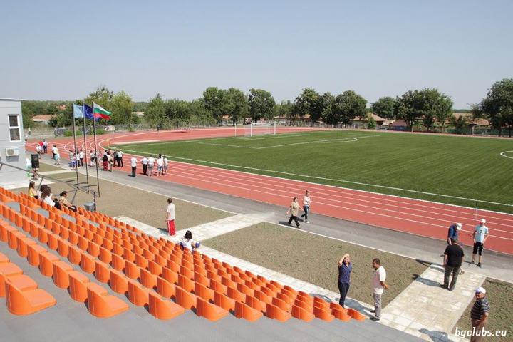 Стадион в с. Браничево