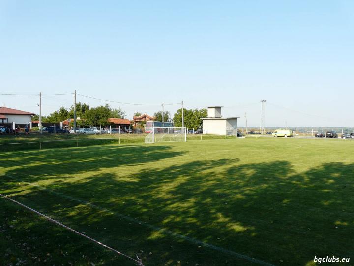 "Стадион ""Мадаба"" - в с. Кабиле"