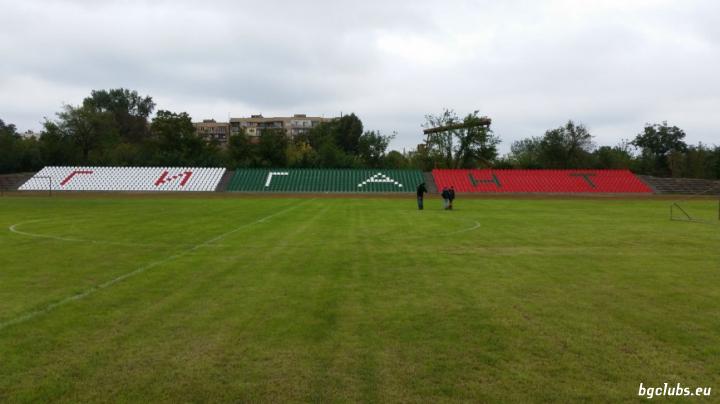 """Стадион """"Дунав"""" - в гр. Белене"""