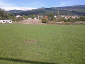 Стадион в с. Кладница