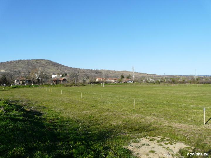Стадион в с. Бошуля