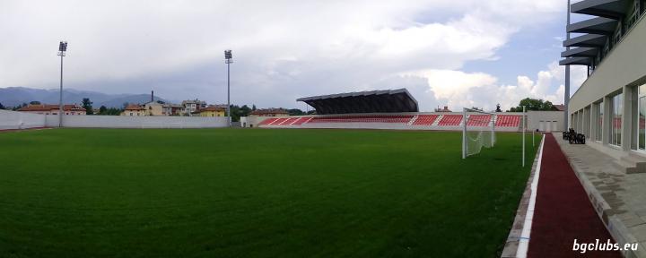 """Стадион """"Бенковски"""" - в гр. Костенец"""