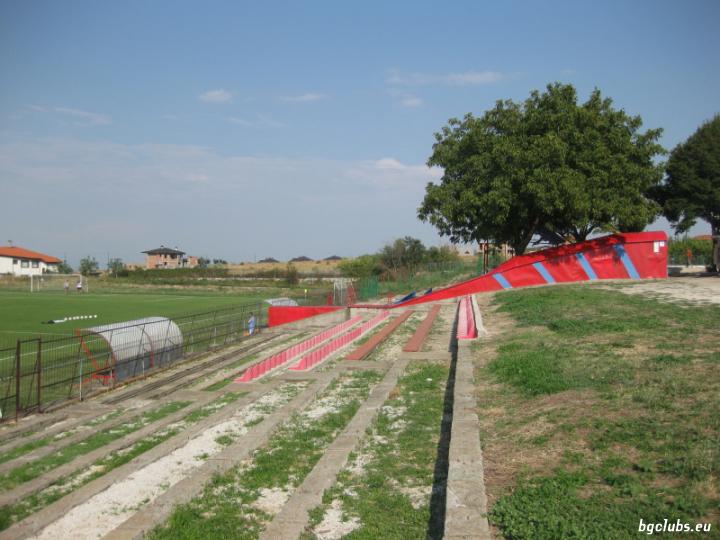 Стадион в с. Марково