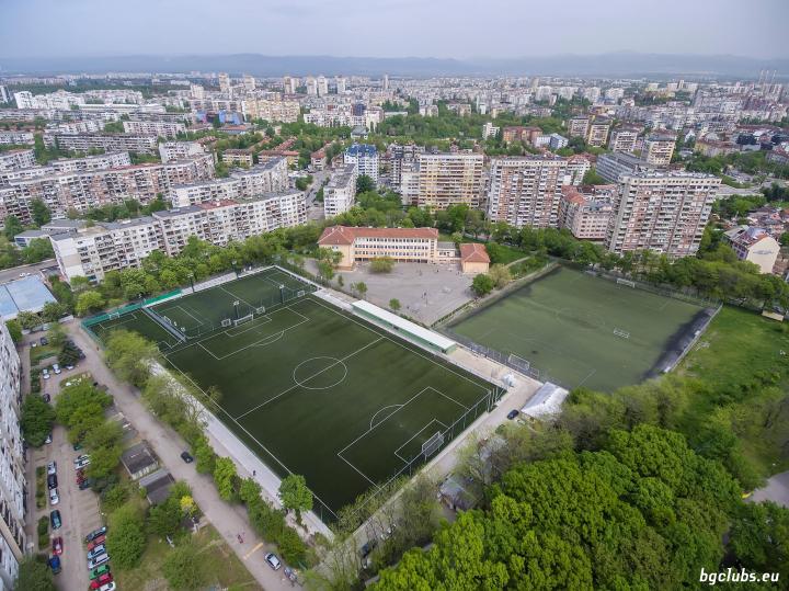 """Стадион """"57-мо училище"""" - в гр. София"""