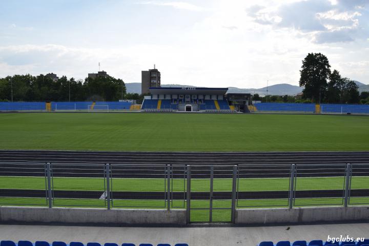 """Стадион """"Арена Арда"""" - в гр. Кърджали"""