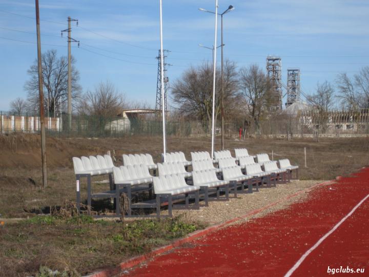 """Стадион """"Градски"""" - в гр. Шабла"""