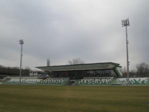 """Стадион """"Гнездо на орли""""в гр. Разград"""