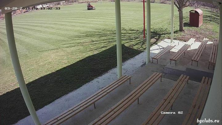 """Стадион """"Сокол"""" - в с. Червена вода"""